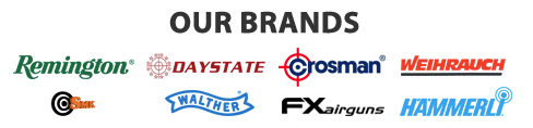 Our Brands - Remington, Walther, FX Airguns, Weirauch